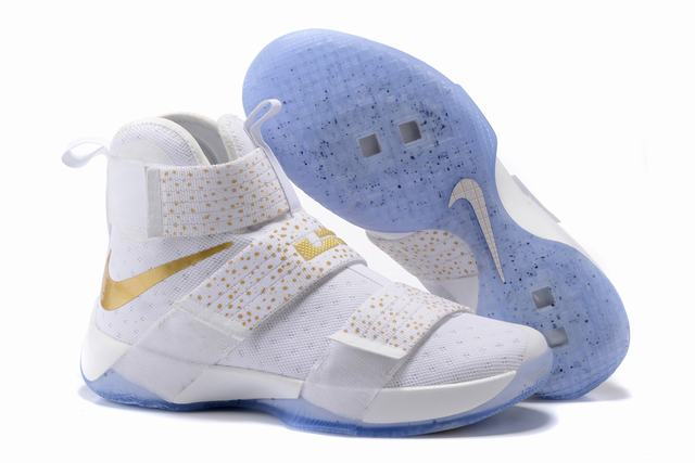 Nike Lebron James Soldier 10 Shoes Olympic